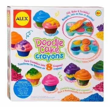 Cupcake Crayon Mold