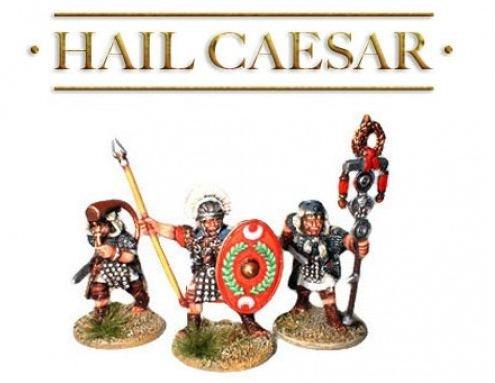 Roman Auxiliaries Command - Warlord Games - Hail Caesar - 1