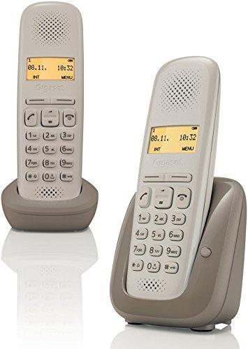 Gigaset A150 Duo Téléphone sans fil Dect/Gap Umbra