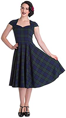 Hell Bunny Aberdeen 50's Dress