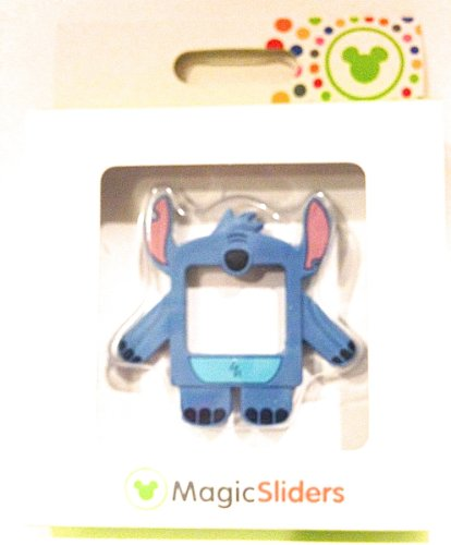Disney Parks Stitch Magic Band Slider Charm NEW