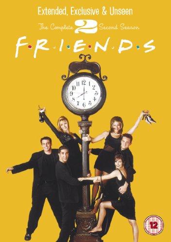 Friends Season 2 – Extended Edition [DVD]
