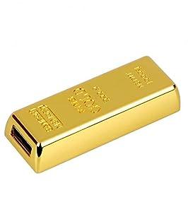 Goldbarren Form 64GB Speicherstick USB