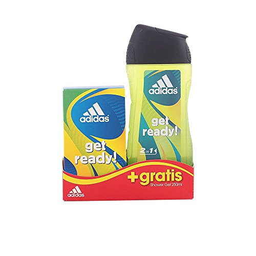 Adidas Acqua di Colonia, Get Ready Man, 200 gr
