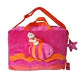 Tuc Tuc Pink Kids Travel Bag. Baby Diaper Tote Bag. 16