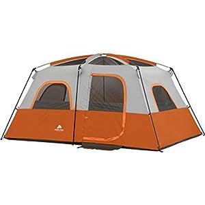 Amazon.com : Ozark Trail 8 Person 2 Room Instant Cabin ...