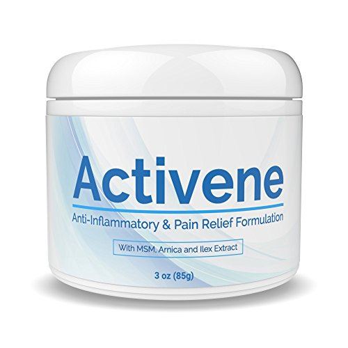 Arnica Gel Cream With Menthol And Msm Pain Relief For
