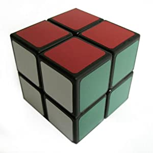 Lanlan® 2x2 Speed Cube Black