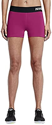 "Nike Women's Pro Cool 3"" Compression Shorts"