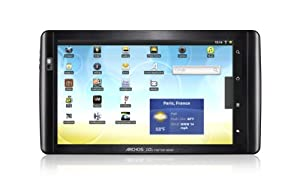 Archos 10.1 Internet Tablet 8GB, 25,65 cm (10.1 Zoll) (Kapazitiv-Multitouch Display, Android 2.2 Froyo, 1 GHz Prozessor, WiFi, Flash Support, 360° Lagesensor, HDMI, USB 2.0)