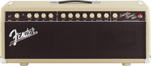 Fender Super-Sonic(TM) 100 Head, Blonde