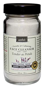 Organic Facial Cleanser - Gentle Natural Wash from Antho Organic