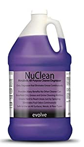 Bathroom Cleaner Nuclean Eliminate Odors With Metabolic Chemistry Breaks Down