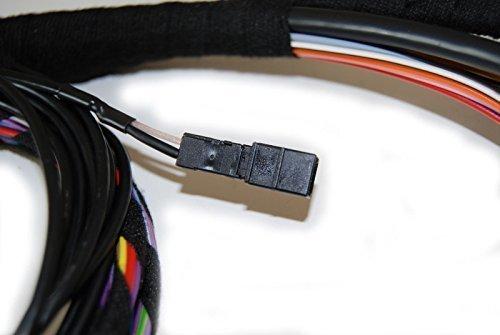 Bluetooth Kabelsatz für Handyvorbereitung am RNS-E