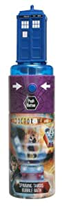 Doctor Who 3D Spinning Tardis Bubble Bath 250ml