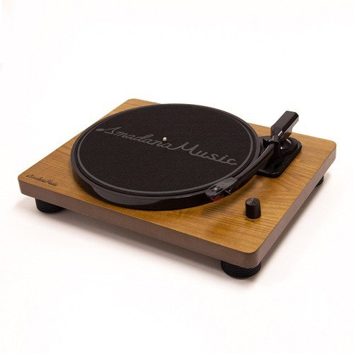 Amadana Music UIZZ-18520 レコードプレーヤー SIBRECO