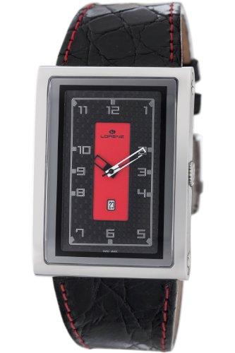 Lorenz Men's 025922DD TB7 Big Rectangular Watch