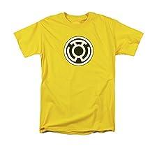 Dc Green Lantern Sinestro Corps T-Shirt