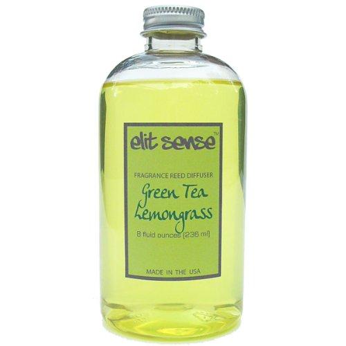 8 Oz Reed Diffuser Scented Oil Refill - Tea (Green Tea Lemongrass)