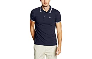 BLUE SHARK Polo (Azul Marino)
