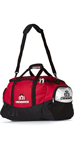 Crewsaver-CREW-Holdall-Bag-in-REDBlack-Large-100-Litres-6228-100-NEW-2012