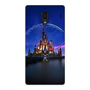 Castle Multicolor Back Case Cover for Redmi 1S