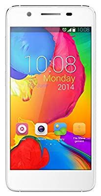 Micromax Canvas Knight 2 E471 (White-Silver)