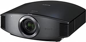 Sony BRAVIA VPL-VW70 Full HD 1080p 3 SXRD VW Series Home Theater Projector