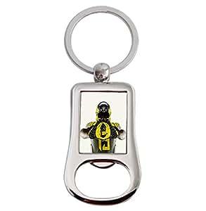 oregon ducks football key chains key rings personalized custom sliver custom bottle. Black Bedroom Furniture Sets. Home Design Ideas