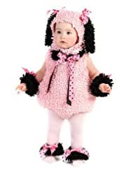 Pink Poodle Infant Costume