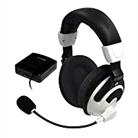 New Turtle Beach Ear Force X31 Gaming Headset Wireless Connectivity Stereo Over-The-Head