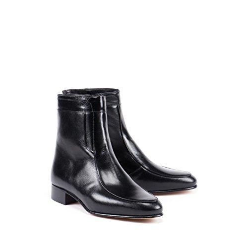 Esscelent Fashion 5205 Stivali di Pelle Uomo Prodotto Spagnolo
