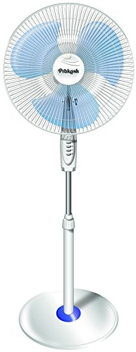 Prakash-Blizzard-3-Blade-(400mm)-Pedestal-Fan-(58-Watts)
