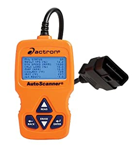 Actron CP9575 Auto Scanner Reviews