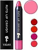[YADAH] ヤダー オート リップ クレヨン (05. コットン キャンディ ) 2.5g | ハロウィン 化粧品 リップクレヨン マット 韓国 唇 乾燥 うるおい ケア