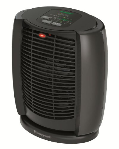 Honeywell Deluxe EnergySmart Cool Touch Heater - Black