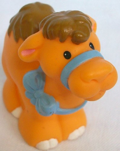 Buy Low Price Mattel Fisher Price Little People Nativity Zoo Christmas Camel Replacement Figure Doll Toy (B002IVG012)