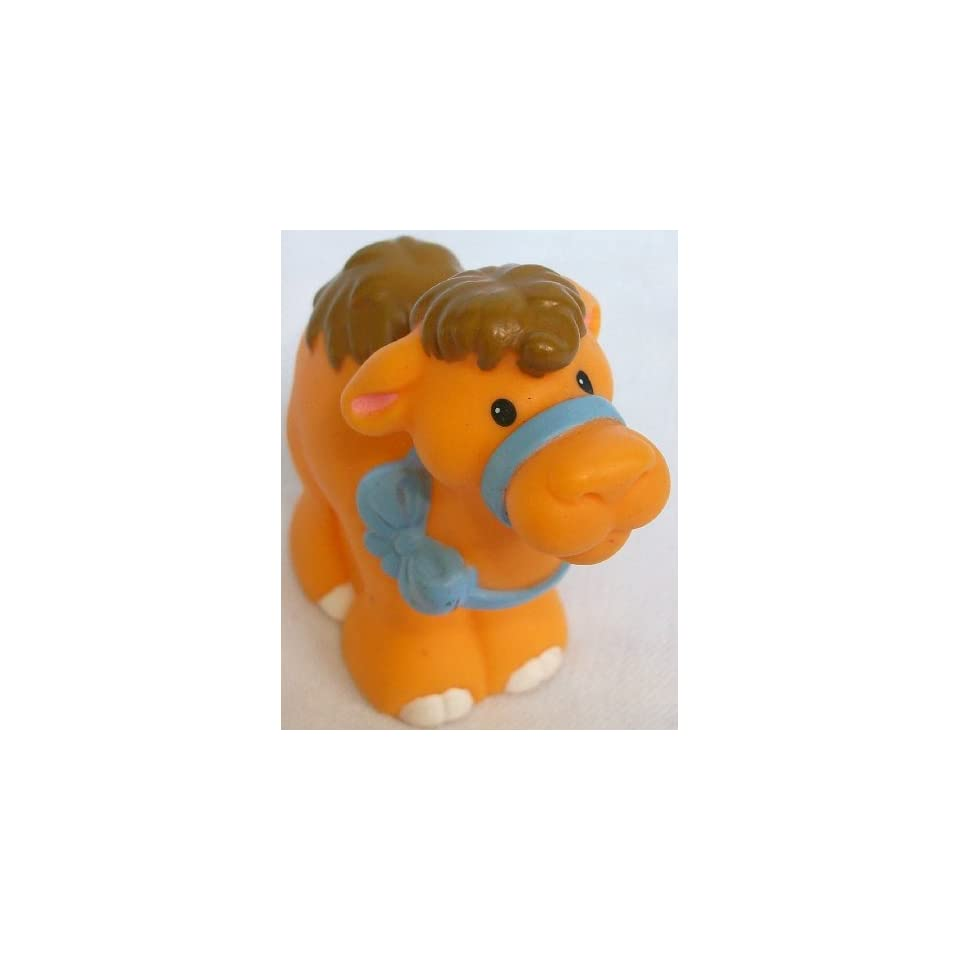 Fisher Price Little People Nativity Zoo Christmas Camel Replacement Figure Doll Toy