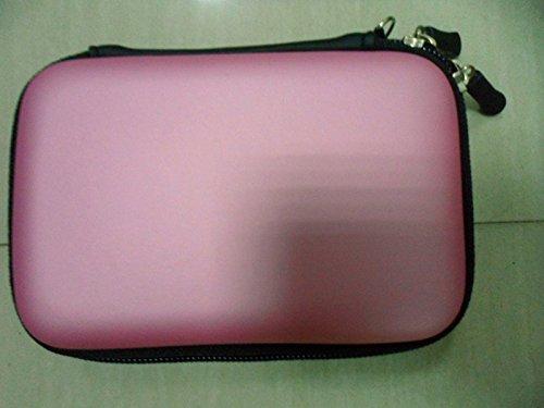 Tragbar Hart Case Tasche Box Cover Kompatibel F¨¹r Hard Drive Toshiba V6 320/500G/1TB/2TB Seagate Slim 500G Farbe Rosa