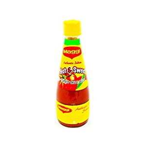 Maggi Hot & Sweet Tomato Chilli Sauce - 600g