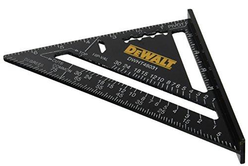 DEWALT-DWHT46031-Aluminum-7-inch-Premium-Rafter-Square