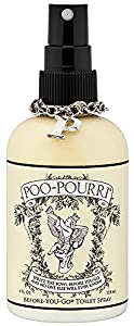 Poo-Pourri Before-You-Go Toilet Spray 4-Ounce Bottle, Original