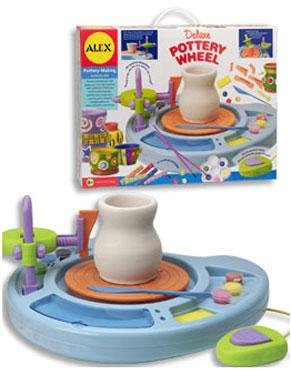 Alex Toys Deluxe Pottery Wheel