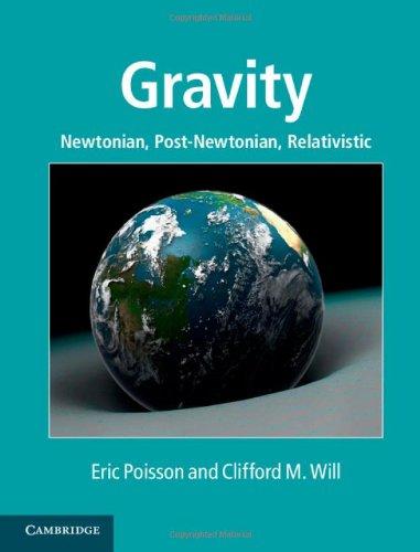 Gravity: Newtonian, Post-Newtonian, Relativistic front-59820