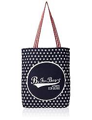 Be For Bag Arashi Classic Women's Tote Bag (Navy) (B4B-SOLANO)