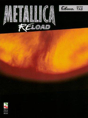Metallica: Re-Load (EZ Guitar With TAB)
