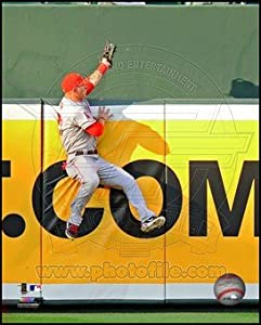 Mike Trout 2012 Action Art Poster PRINT Unknown 8x10