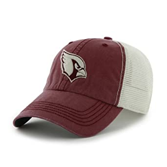 NFL Arizona Cardinals Mens Caprock Canyon Cap, One Size, Red by