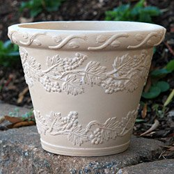 Buy Grapeleaf Planter (9-inch) – Park Seed Planters