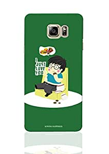 Sowing Happiness Back Cover for Samsung Note 5